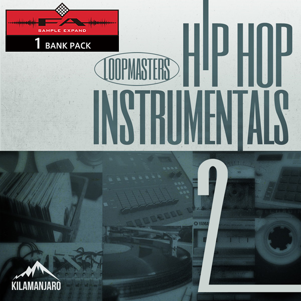 HIP HOP INSTRUMENTALS 2 for FA