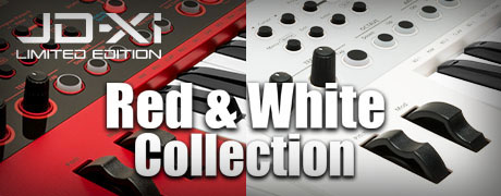 JD-Xi Red and White Collection